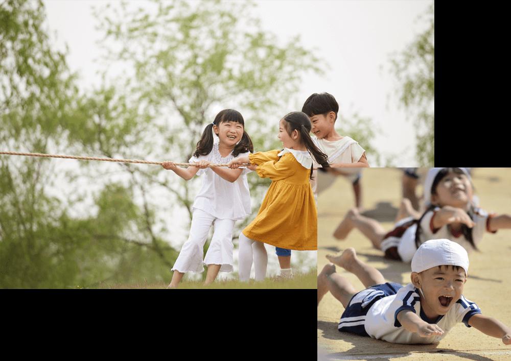 社会全体で子どもを育てる環境作りを